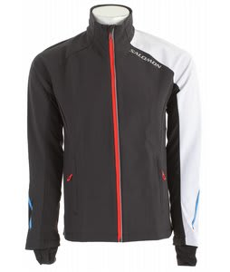 Salomon Momentum II Softshell Cross Country Ski Jacket