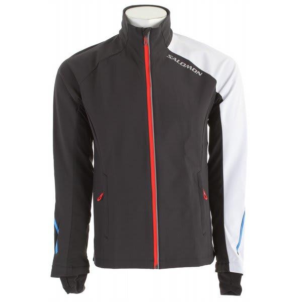 Salomon Momentum II Softshell Cross Country Ski Jacket