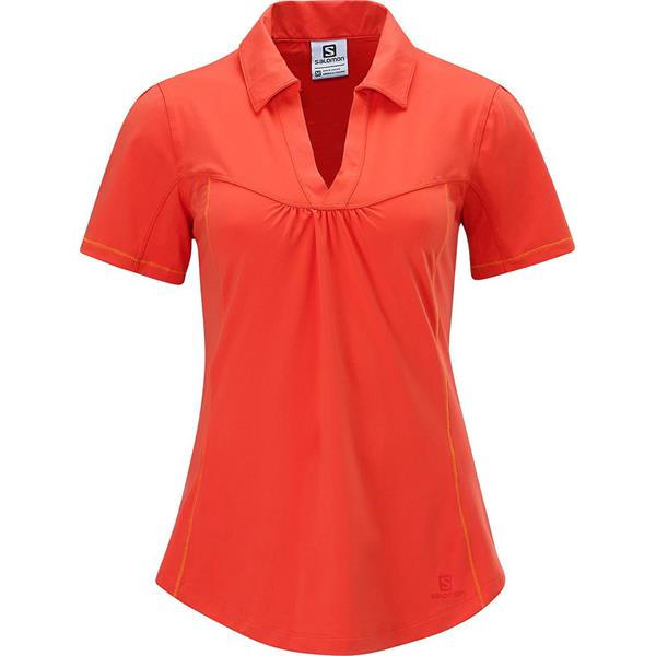 Salomon Neka Polo Nectarine