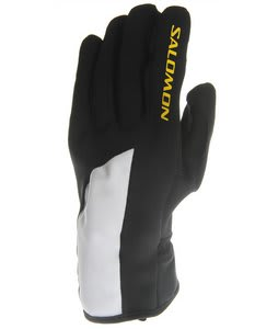 Salomon Nordic Insulated Gloves Black/White