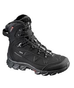 Salomon Nytro GTX Boots Black/Black/Autobahn