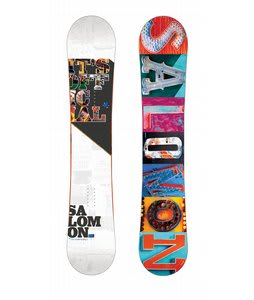 Salomon Official Snowboard 158