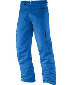 Salomon Open Ski Pants Union Blue