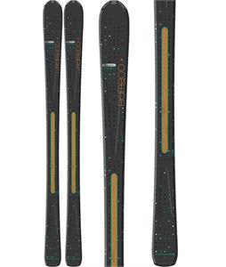 Salomon Origins Bamboo Skis Black/Blue