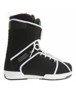 Salomon Outsider Snowboard Boots Black/White