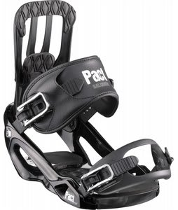 Salomon Pact Snowboard Bindings Black