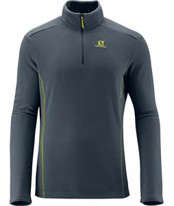 Salomon Panorama HZ Midlayer Fleece Dark Cloud