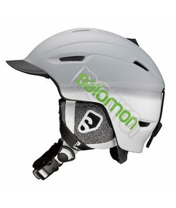 Salomon Patrol Ski Helmet Grey Matte