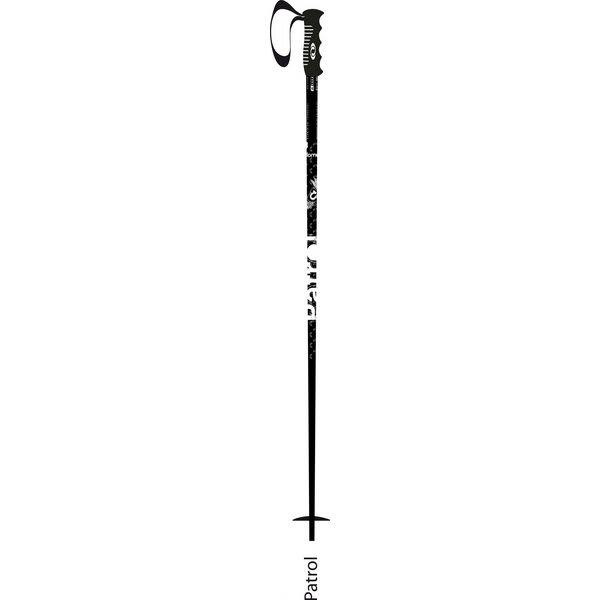 Salomon Patrol Black Ski Poles