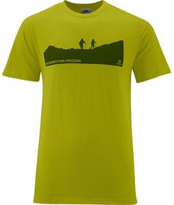 Salomon Polylogo T-Shirt Seaweed Green