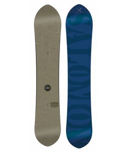 Salomon Powder Snake Snowboard 166