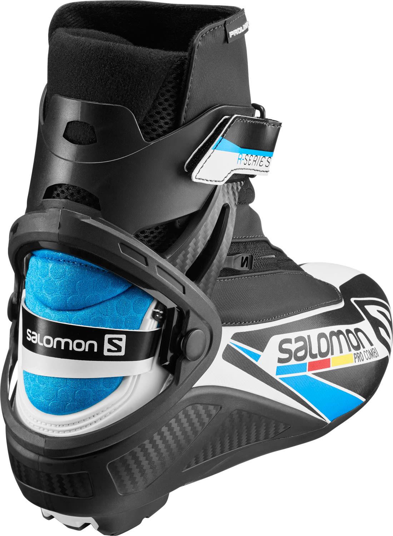 Salomon Pro Combi Prolink Xc Ski Boots 2018