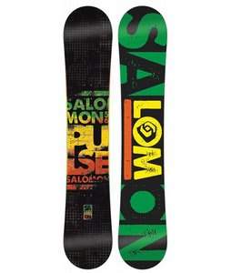 Salomon Pulse Snowboard 160