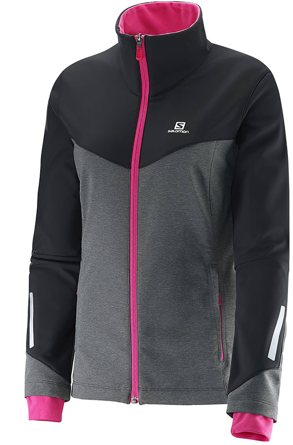 Womens Winter Running Jacket