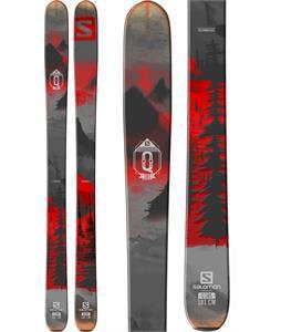 Salomon Q-105 Skis