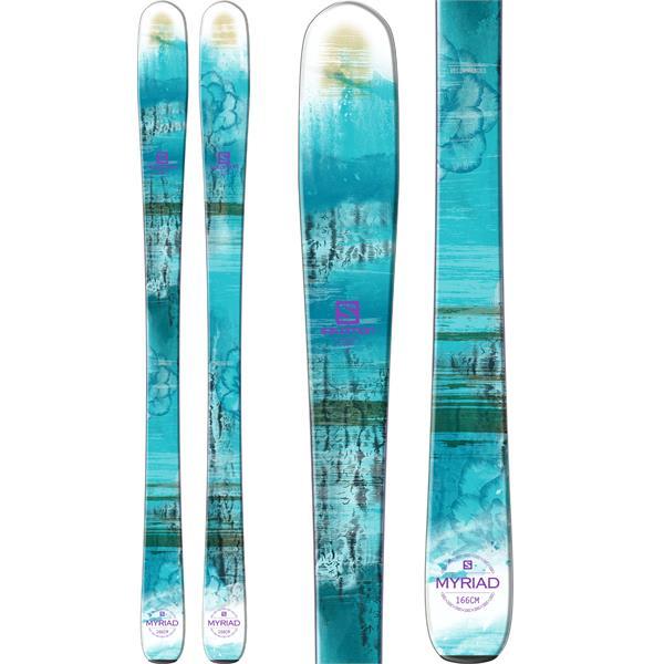 Salomon Q-83 Myriad Skis