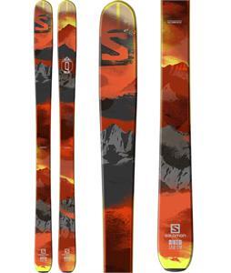 Salomon Q-98 Skis