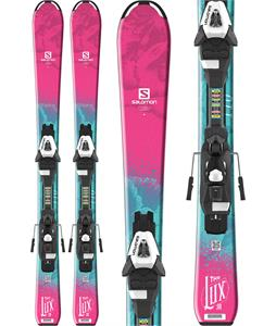 Salomon QST Lux Jr Skis w/ Easytrak C5 Bindings