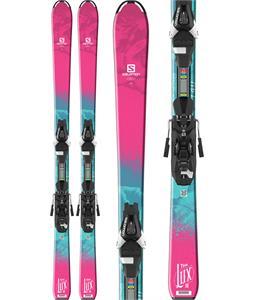 Salomon QST Lux Jr Skis w/ Easytrak L7 Bindings