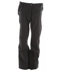Salomon Quest Softshell Ski Pants Black/Black