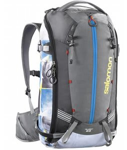 Salomon Quest 23 Bag Asphalt/Vibrant Blue/Corony