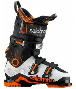 Salomon Quest Max 100 Ski Boots White/Black