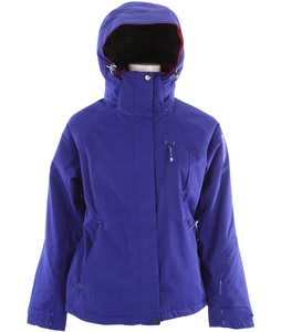 Salomon Reflex II Ski Jacket Dark Violet Blue