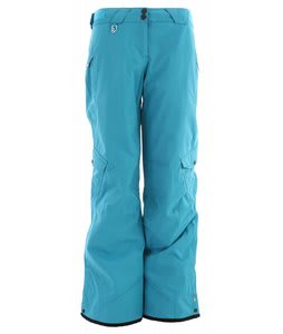 Salomon Reflex II Ski Pants Bay Blue