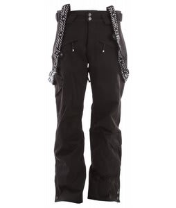 Salomon Reflex II Ski Pants Black