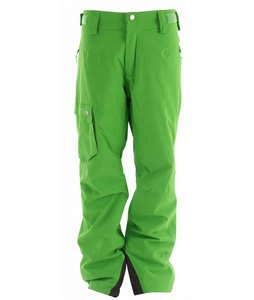 Salomon Response II Ski Pants Light Green-X