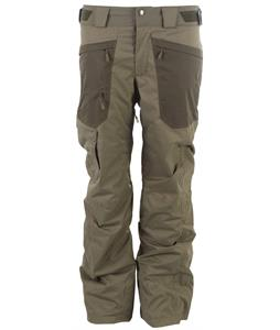Salomon Response Ski Pants Iguana Green/Bayou Green