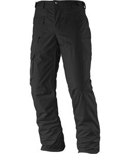 Salomon Response Ski Pants Black