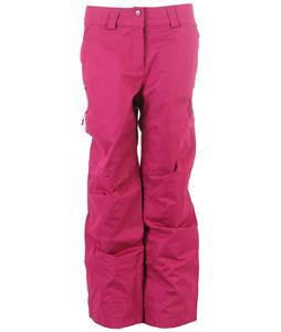 Salomon Response Ski Pants Wild Berry