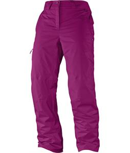 Salomon Response Ski Pants Mystic Purple