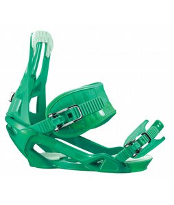 Salomon Rhythm Snowboard Bindings Green