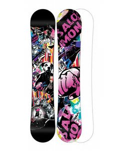 Salomon Riot Snowboard 154