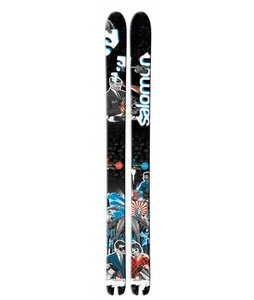 Salomon Rocker Skis Black/Blue