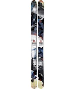 Salomon Rocker2 108 Skis White/Blue/Black