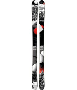 Salomon Rocker2 90 Skis Black/White/Red