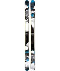 Salomon Rocker2 92 Skis Black/White/Blue