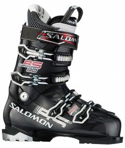 Salomon Rs 80 Ski Boots Grey Translucent/Black