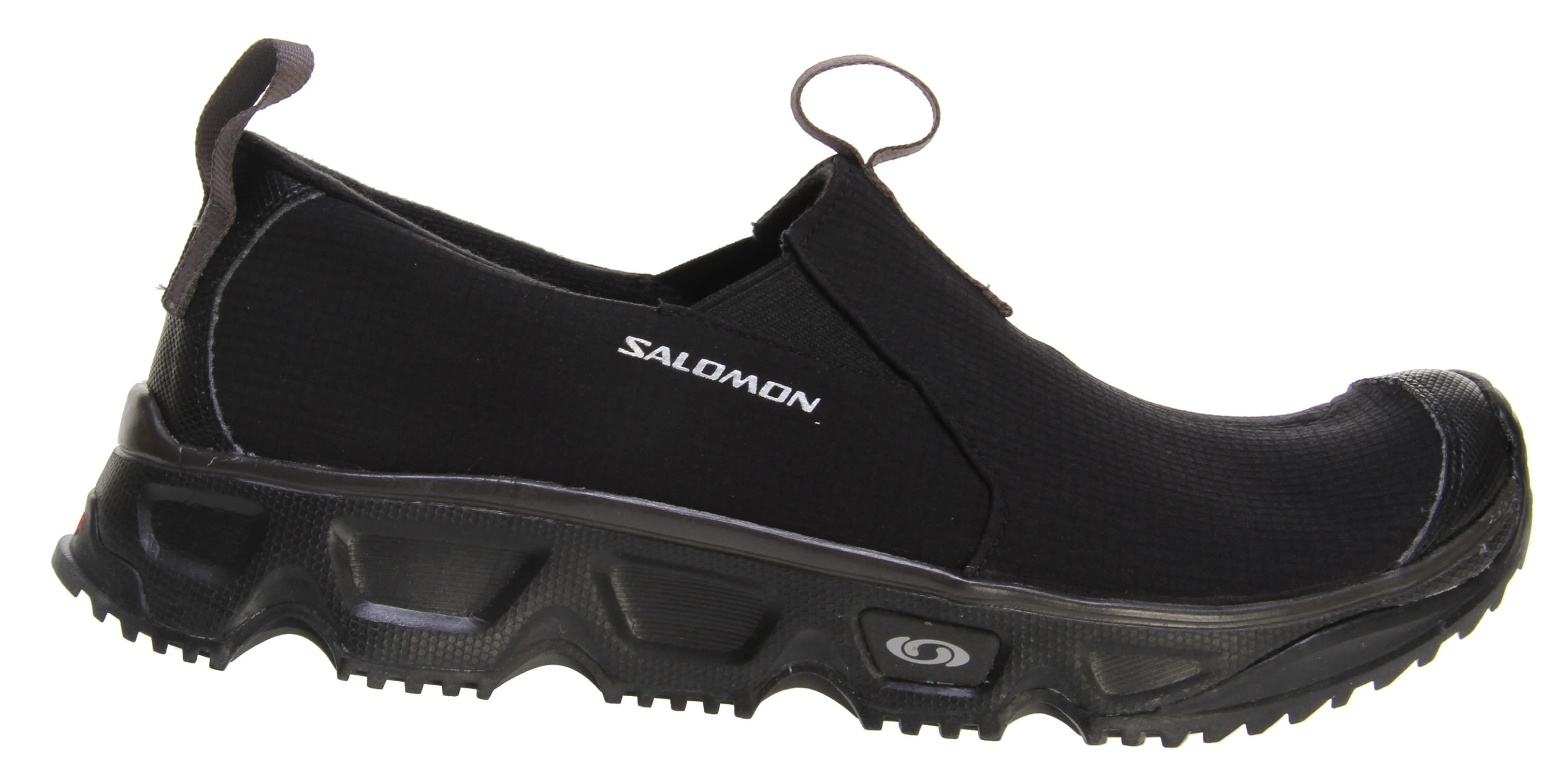 Shop for Salomon RX Snow Moc Hiking Shoes Black/Black/Autobahn - Men's