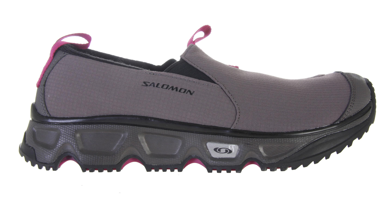 no reviews of Salomon RX Snow Moc Shoes Autobahn/Black - Women s