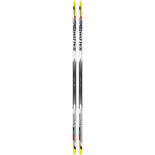 Salomon S-Lab Eq 10 Classic Warm Hard XC Skis
