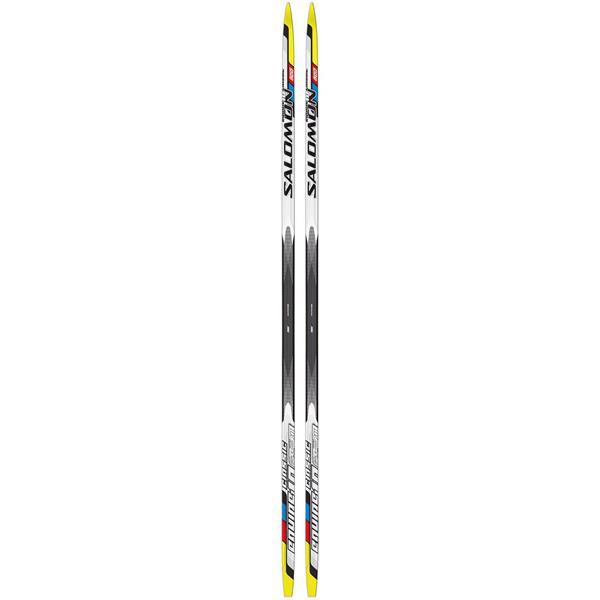 Salomon S-Lab Eq 10 Classic Warm Medium XC Skis
