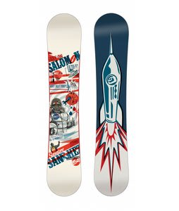 Salomon Salvatore Sanchez Wide Snowboard 156
