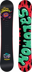 Salomon Salvatore Sanchez Snowboard Black 148