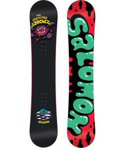 Salomon Salvatore Sanchez Snowboard Black 154