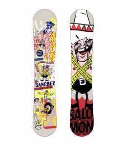Salomon Sanchez Snowboard 154