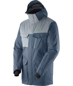 Salomon Sashay 2L Jacket Bleu Gris/Shadow Grey